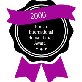 2000 - Enrich International Humanitarian Award
