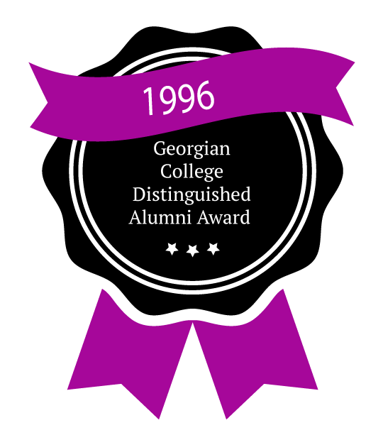1996 - Georgian College Distinguished Alumni Award